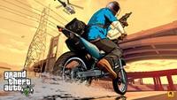 Grand Theft Auto V Art Silk Print Stof Poster Game Hot GTA 5 Beelden voor Muur Woondecoratie Canvas Poster Print 37X67 Cm
