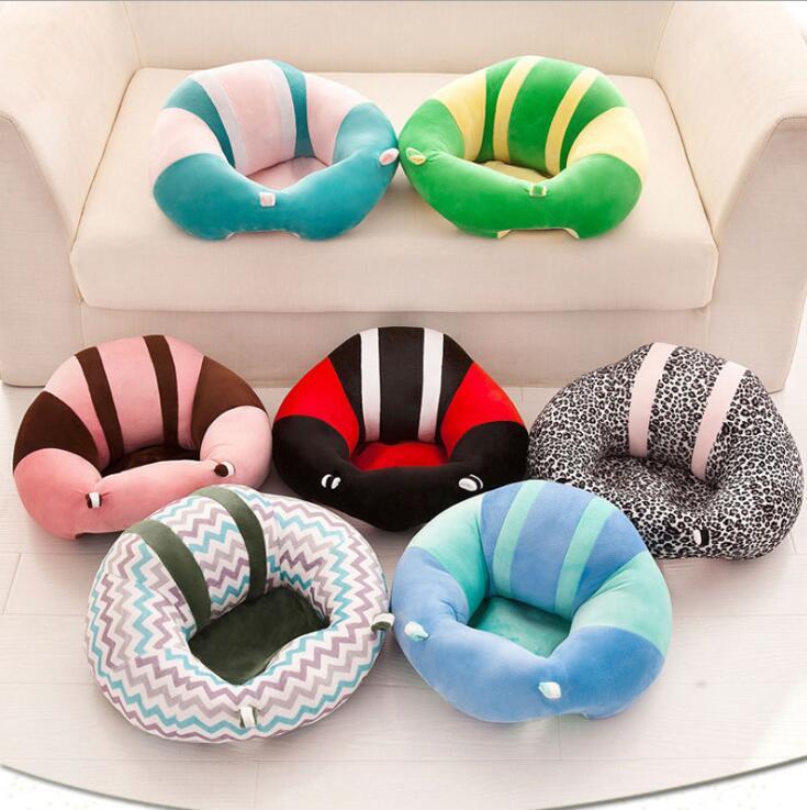 Baby Sitze Sofa Unterstützung Sitz Baby Infant Lernen Stuhl Reise Auto Sitz Für 0-6 Monate Baby