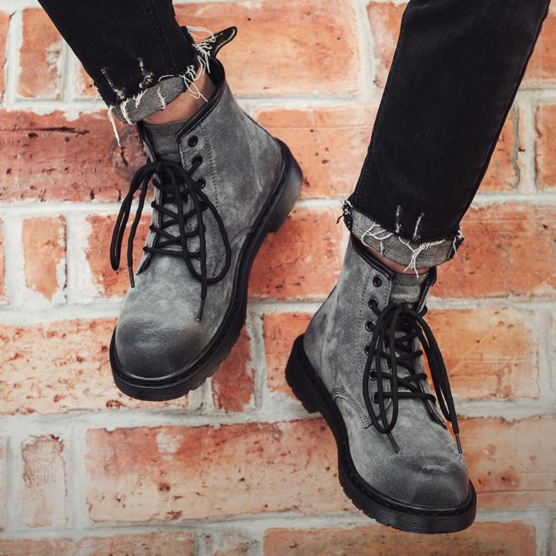 Chaussures Top Black Cheville Fur Chaud Hommes Imperméables En Neige High D'hiver gray Fur Fourrure De K4 Suédé Casual Bottes Cuir Mode wNZ8nOkXP0
