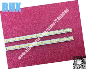 Image 2 - 4piece/lot FOR Samsung LCD TV LED backlight Article lamp LJ64 03567A SLED 2011SGS40 5630 60 H1 REV1.0 1piece=60LED 455MM is new