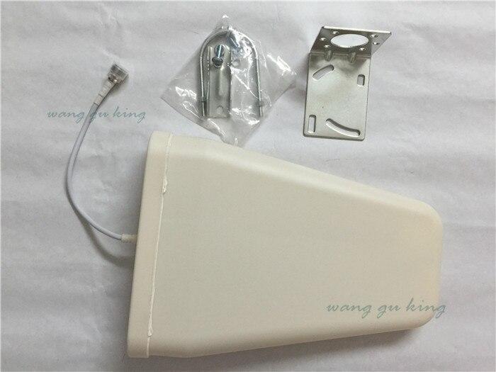 Amplificateur cellulaire de Signal de répétiteur de la bande GSM 900 mhz DCS 1800 mhz WCDMA 3G 2100 mhz amplificateur UMTS 2G 3G 4G LTE 1800 mhz - 6
