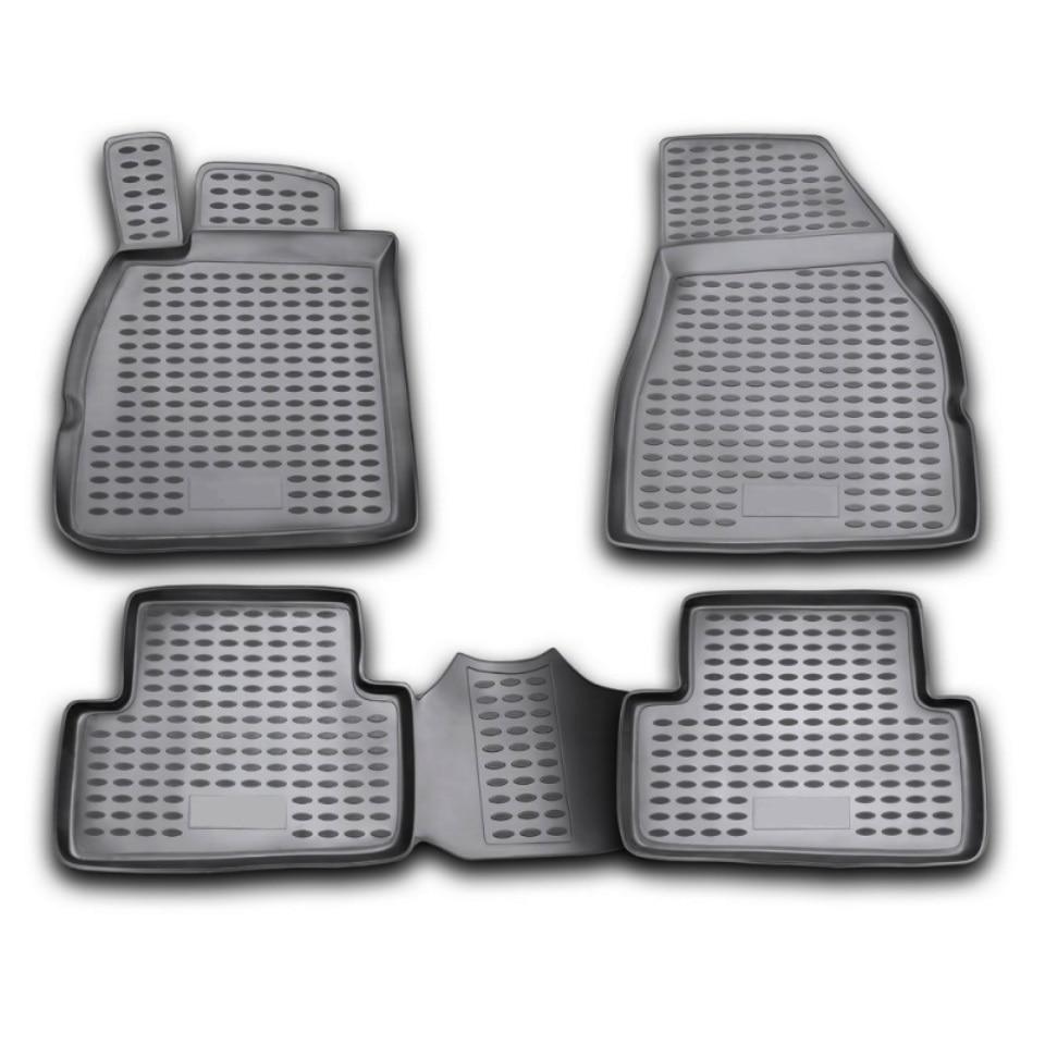 Floor mats for Renault Megane 2 2003-2009 Element NLC4107210 fs 7701039565 7702127213 for renault megane