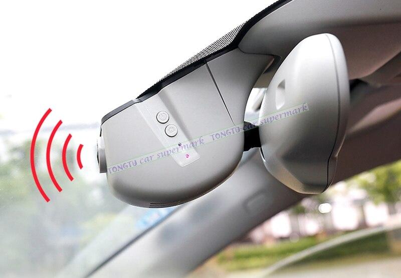 Регистраторы Novatek96655 Sony imx322 WiFi 1080 P Видеорегистраторы для автомобилей регистратор видео Регистраторы для Audi A1 A3 A4 A5 A6 A7 Q3 Q5 Q7