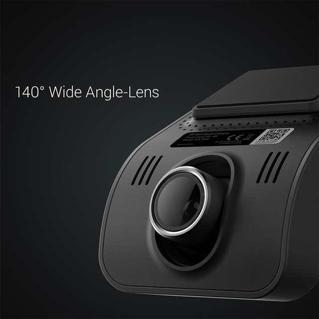 Mini Dash Cam : 1080p FHD Wi-Fi Car Camera with Night Vision G-Sensor
