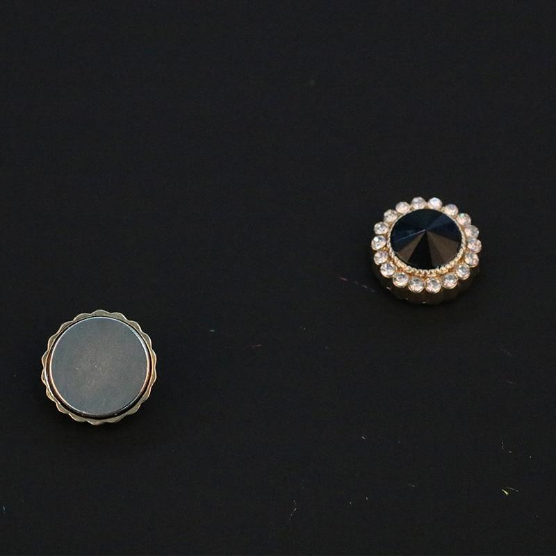 Уникална магнитна брошка изящна - Модни бижута - Снимка 4