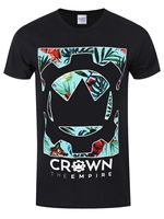 Gildan Crown The Empire Logo Black Men S T Shirt Men S T Shirt