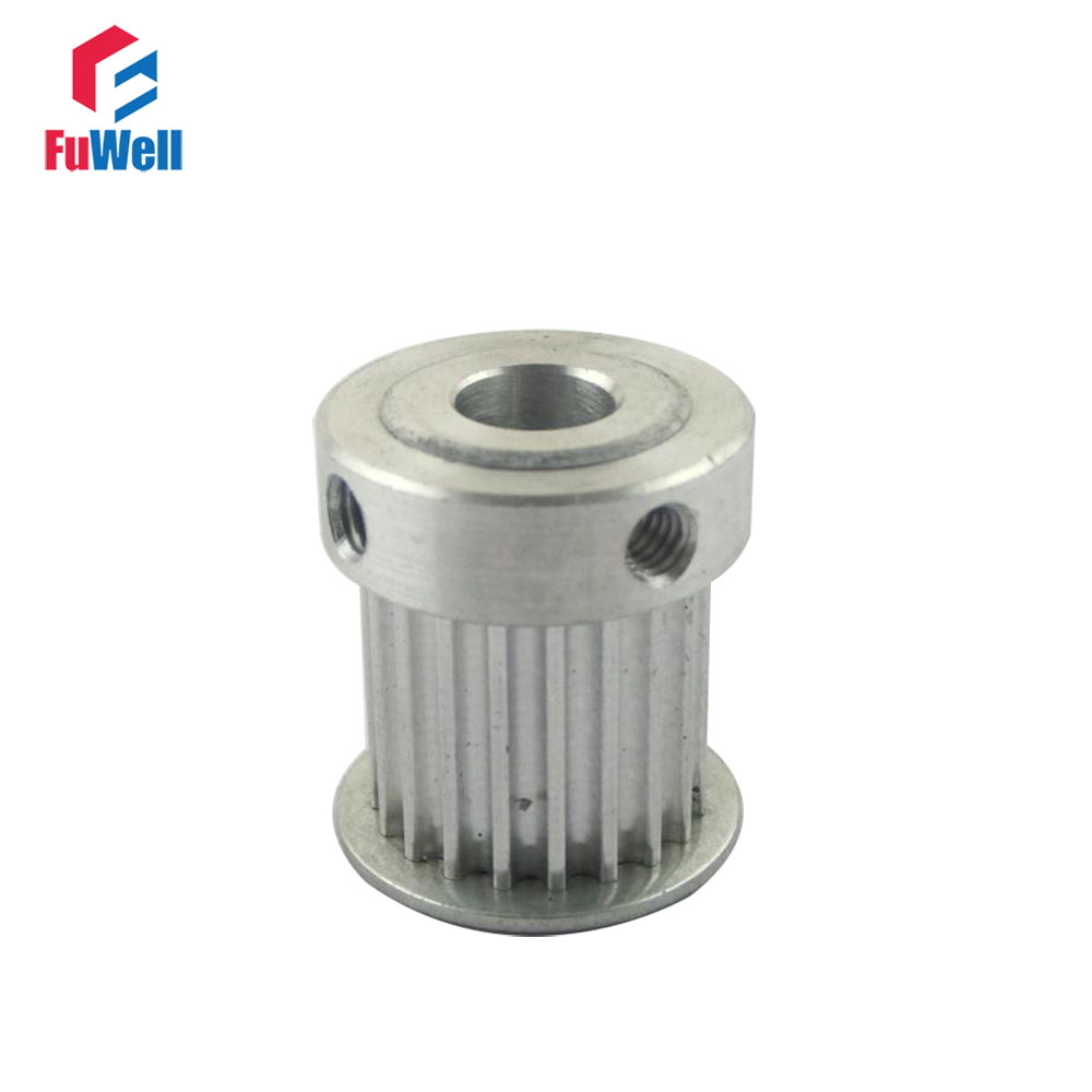 3M Timing Pulley 28T 6mm Bore for Stepper Motor 3D Printer 16mm Width HTD