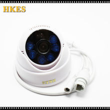 10pcs/lot 1280*960P Indoor IP Camera HD Network IR cctv Dome IP CCTV Camera 1.3MP