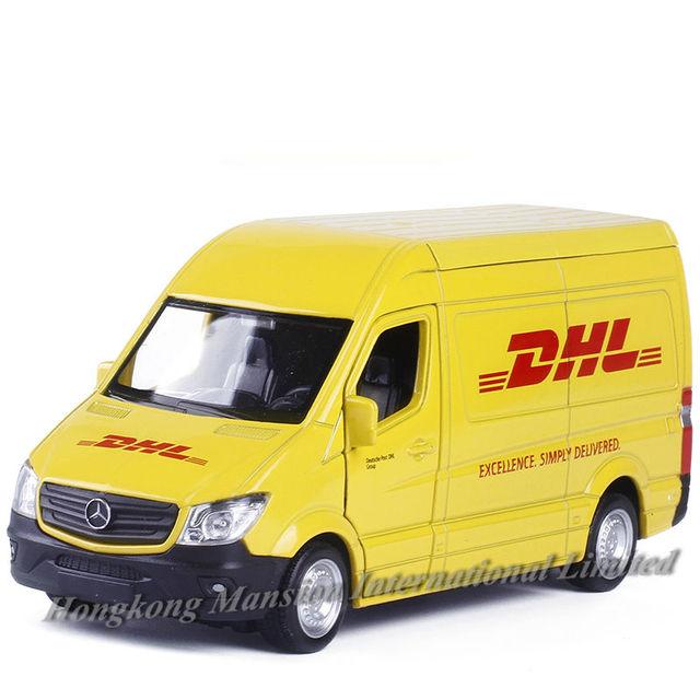 136 Skala Metall Diecast Legierung Express Auto Modell Für Sprinter
