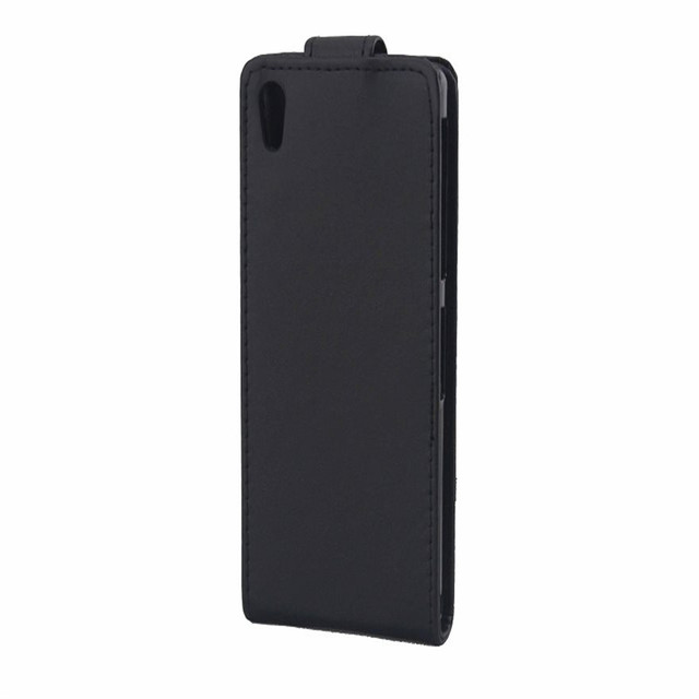 Telefoon Tassen Cover Cases Voor Sony Xperia Z2 D6503 Telefoon Case Back Coque Pu Leather Flip Vertical Up-Down open Skin Pouch