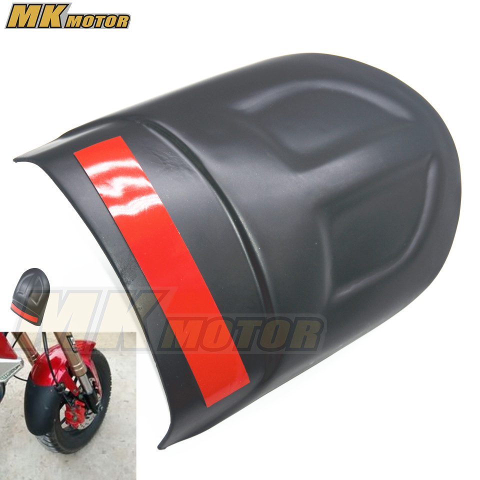 Motorcycle Front Fender Extension Extender For Honda NC700X NC700S NC750X NC750S 2012-2015 NC700 NC750 S/X motorcycle front fender extension extender for honda crf1000l 2016 2017