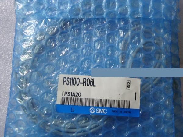 BRAND NEW JAPAN SMC GENUINE PRESSURE SWITCH PS1100-R06L brand new japan smc genuine pressure switch pse561 01