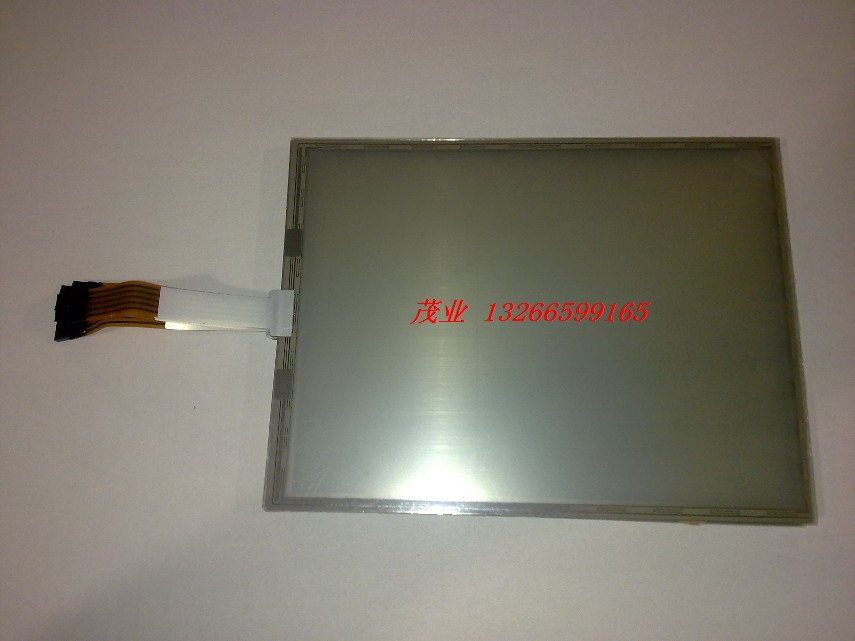 10.4 5 line touch screen 228x175 5 line touch screen