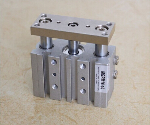 bore size 40mm*10mm stroke SMC Type Compact Guide Pneumatic Cylinder/Air Cylinder MGPM Series электрооборудование lm1875t lm675 tda2030 tda2030a pcb diy