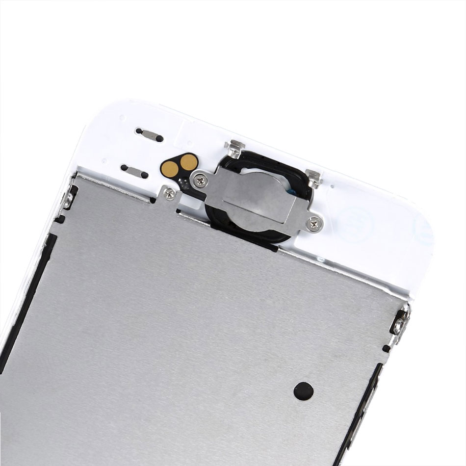 Image 4 - Full Assembly LCD Display for iPhone 5s 6s se 6 Touch Screen Digitizer Replacement with Home Button Front Camera Complete LCD-in Mobile Phone LCD Screens from Cellphones & Telecommunications