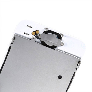 Image 4 - Full Assembly LCD Display for iPhone 5s 6s se 6 Touch Screen Digitizer Replacement with Home Button Front Camera Complete LCD 5C