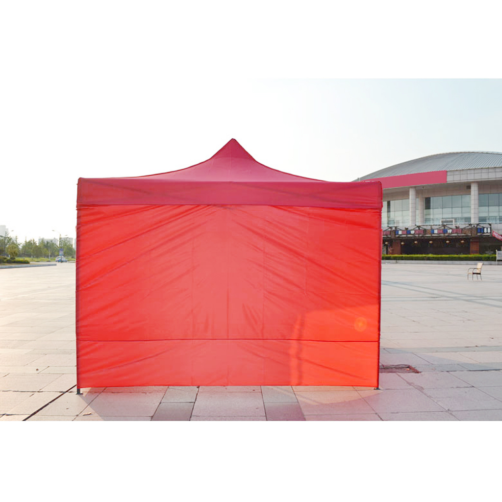 Outdoor Canopy Tent Side Wall Carport Garage Enclosure Shelter