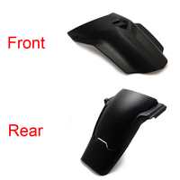 For BMW R1200GS Rear Forward Splash Guard For BMW R 1200 GS ADV 2013 ON WATER