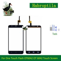 High Quality 5 5 For Alcatel One Touch Flash OT6042 OT 6042 6042D Touch Screen Digitizer