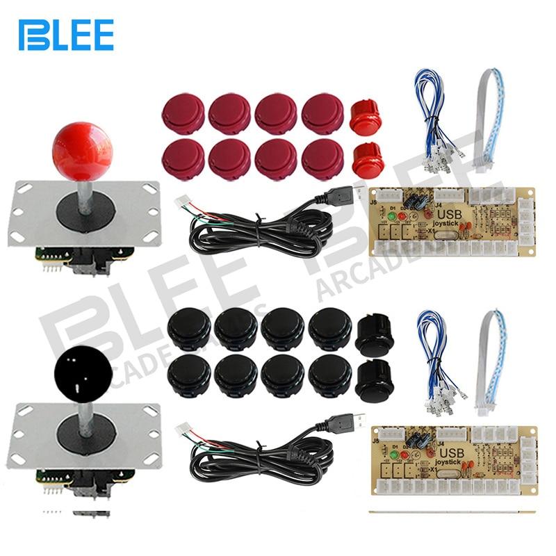 2 Players Zero Delay Arcade DIY KIT USB ENCODER PC TO