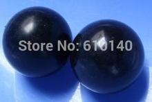 Natural Stone handball 48mm jade elderly fitness ball / handball / feng shui ball / health balls 1 pair
