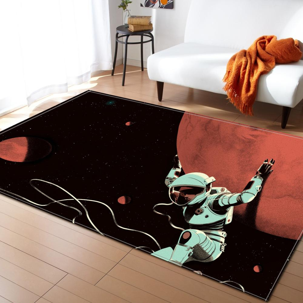 Carpet Kids Room Home Decorate Carpets For Living Room Rectangle Geometric Large Area Rug Non-slip Safety Carpet Bedroom Sofa Soft Rugs Home Textile