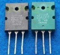 Importé jumelé tubes 2SA1301 2SC3280 A1301 C3280 3.4