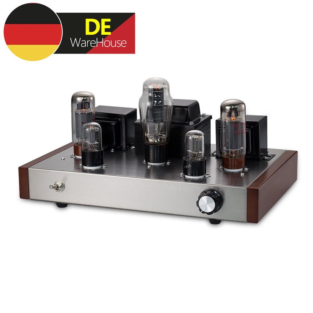 Nobsound EL34 Vacuum Tube Amplifier HiFi Stereo Integrated Power Amp 13W*2