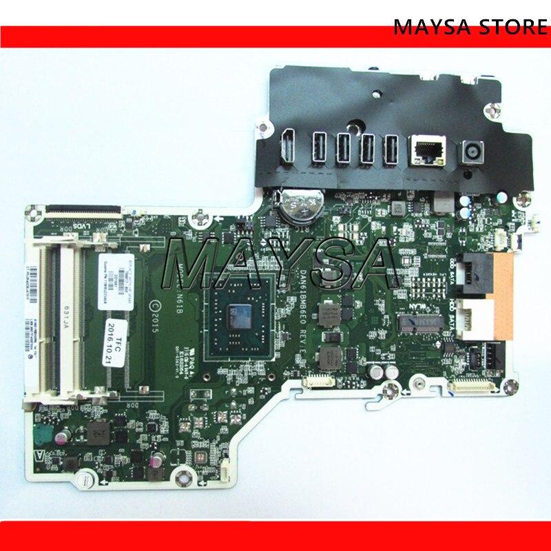 799917-602 799917-001 For HP PAVILION AIO 23-Q010 N61B motherboard  DD16A1 DAN61BMB6E0 REV:V 100% tested ok799917-602 799917-001 For HP PAVILION AIO 23-Q010 N61B motherboard  DD16A1 DAN61BMB6E0 REV:V 100% tested ok