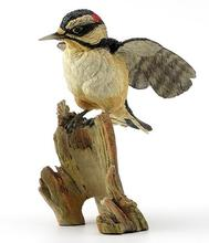 head Arts Crafts deer  British designer woodpecker woodpeckers home decoration for the holiday gift