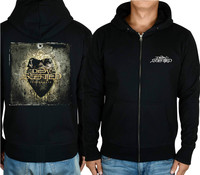 DEW SCENTED German Metal Incinerate Icarus Ill Natured Album Death Metal Black Hoodie