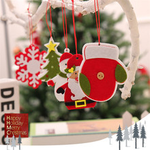 1Pc Christmas Decorations Cartoon Snowflake Snowman Hanging Christmas Tree Ornament Pendant Christmas Decoration for Home acryl resin snowflake christmas ornament jewelry vintage christmas resin snowflake 17cm x 4pcs