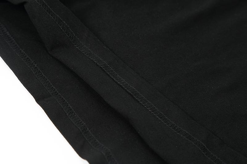 Srivb Good Vibes Only Tshirt Femme Harajuku Plus Size Funny Letter Short Sleeve Women Tumblr New Fashion O-neck Women T-shirt 35