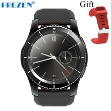 [IN STOCK] FREZEN G8 Smartwatch Bluetooth 4.0 SIM Call Message Reminder Heart Rate Monitor Smart watchs For Android Apple ios