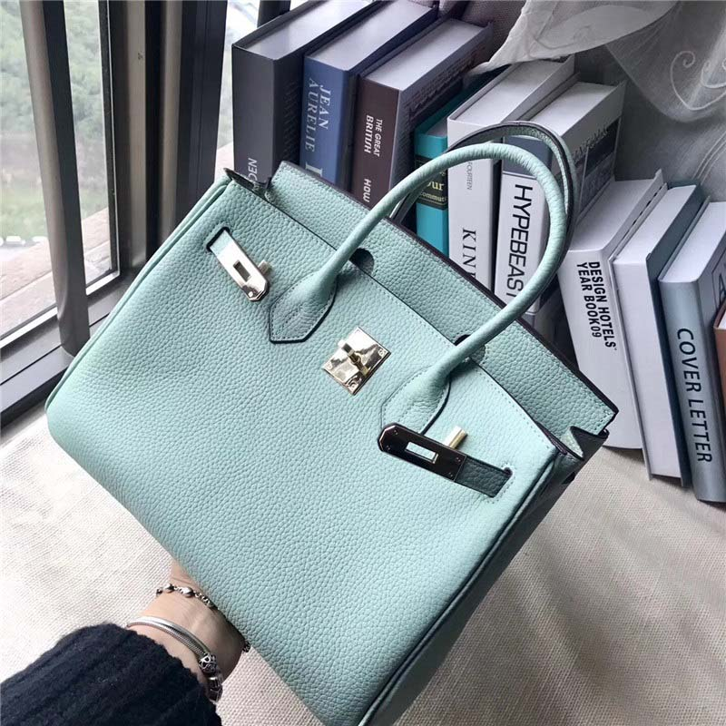 Sac à main de luxe en cuir véritable pour femme sac en cuir véritable de haute qualité sac à bandoulière classique couleur vert menthe
