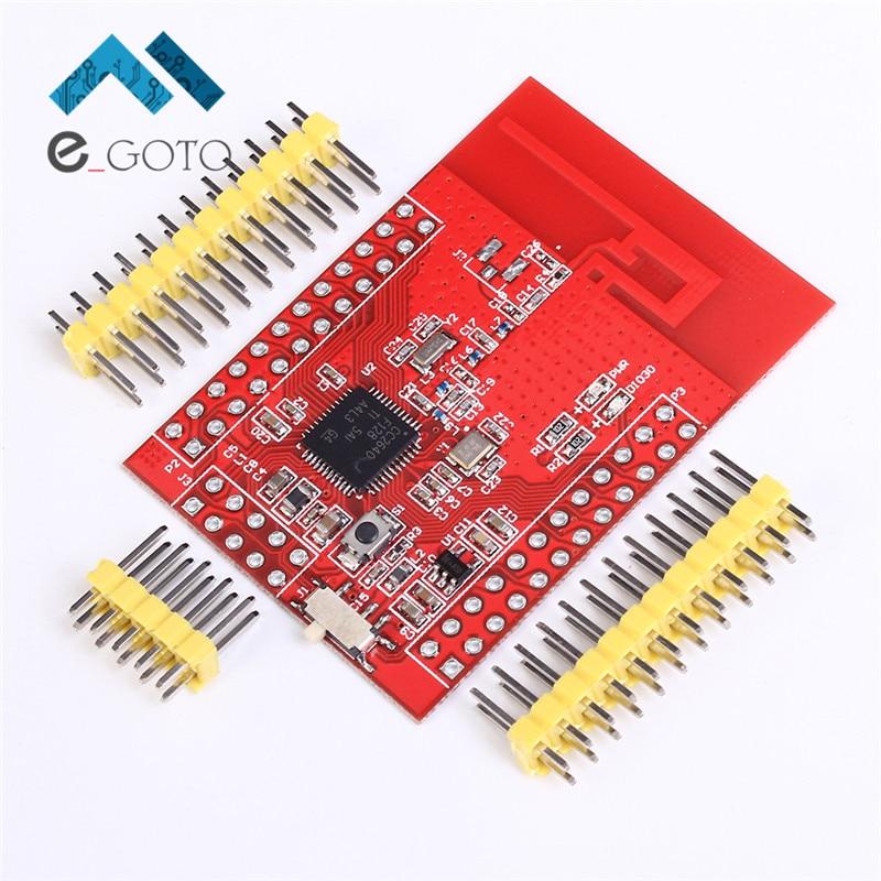 Cc2640f128 основной плате <font><b>Bluetooth</b></font> 4.1 BLE <font><b>IOT</b></font> Беспроводной модуль MCU отладчик ARM Cortex-M3 Поддержка ti-tros swd JTAG отладки