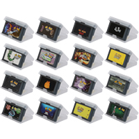 Video Game Cartridge 32 Bits Game Console Card Poke Games Series The Second Edit US EU