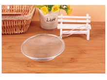 1PC 24X12CM Stainless Steel Chips Frying Basket Strainer kitchen Cooking Chef Colander Tool French Fries KC 1401