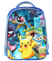 13 Inch Mochila Pokemon Pikachu Backpack For Boys School Bags Kids Daily Backpacks Children Book Bag Bags Schoolbags