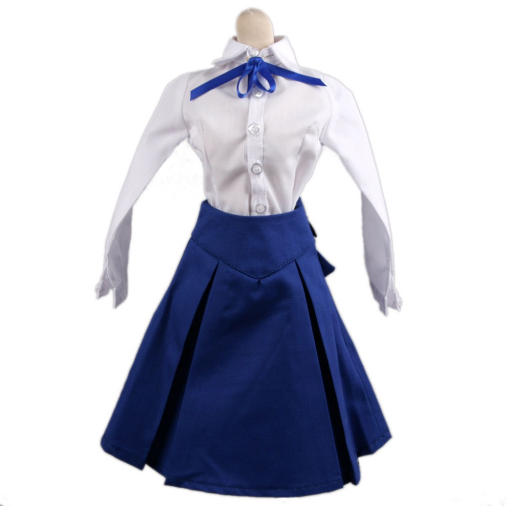 ФОТО [wamami] Saber Cosplay Costume/Suit For 1/6 SD DOD AOD BJD Doll Dollfie