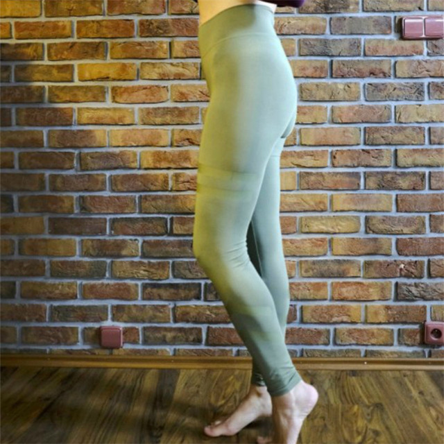Colors Army Green Sporting Legging 6