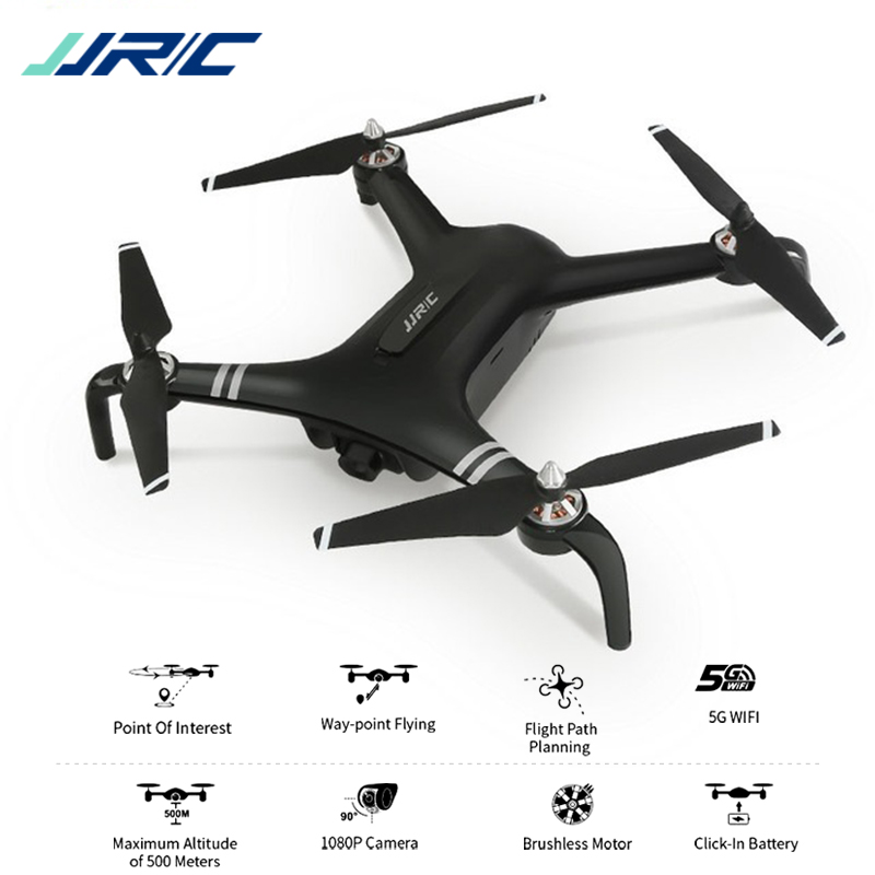 JJRC X7 SMART Double GPS 5G WiFi With 1080P Gimbal Camera 25mins Flight Time RC Drone Quadcopter RTF500-800m Distance Drone 2019