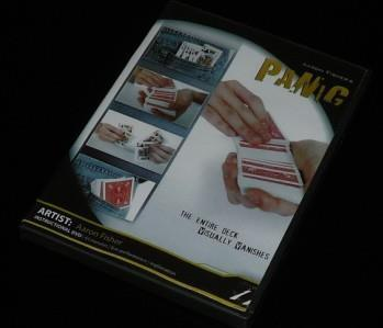 Free shipping! Panic by Aaron F (Gimmicks) - Magic Tricks,card,Mentalism magic,Stage,Close up,Accessories,illusions,party magic