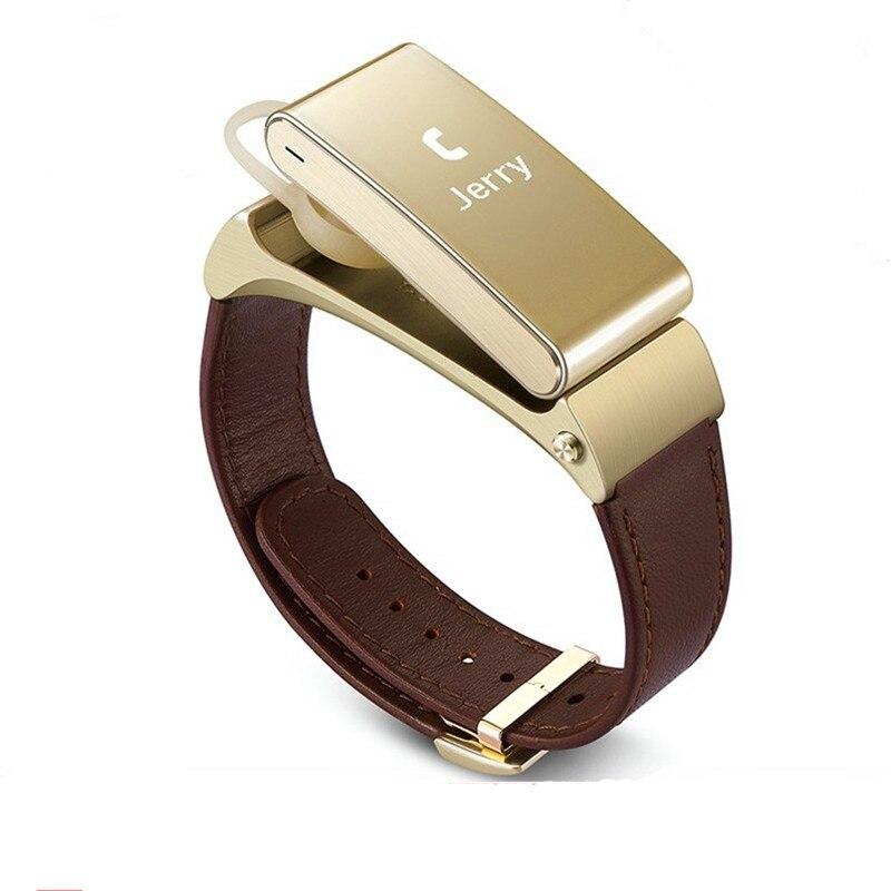 font b Smart b font Wrist font b Watch b font Bluetooth Wireless Headset Wristband