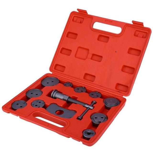 12pcs/Set Universal Car Tools Brake Caliper Wind Back Brake Piston Compressor Tool Kit For Automobiles Garage Car Repair Tools