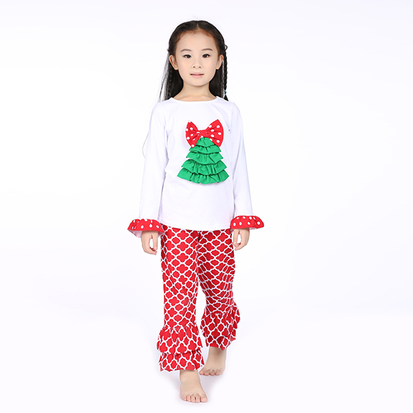 Aliexpress.com : Buy new 2015 christmas clothes girls xmas tree ...