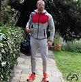 Casaco Hoodies camisetas treino hombre Gymshark Musculação e fitness hoodies Camisolas dos homens Musculares
