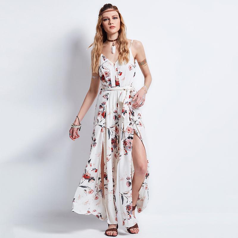 HTB1n5aMQFXXXXcHaXXXq6xXFXXX6 - FREE SHIPPING Long Dress Flower Off Shoulder V neck JKP078