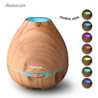 Aromacare Essential Oil Diffuser Air Humidifier Aroma Lamp Aromatherapy Electric Ultrasonic Aroma Diffuser Mist Maker For
