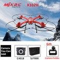 MJX X102h RC Drone 2.4 Г Профессиональных Дронов quadrocopter (нет камеры) или RC гул с камерой Обновления Вертолет MJX X101